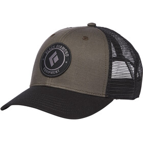 Black Diamond Trucker Hat walnut-black